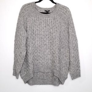 H&M Knit High Low Sweater